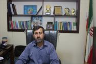 عبدالله بابااحمدیان رئیس سازمان بسیج علمی، پژوهشی و فناوری استان خوزستان