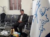 دیدار مسئول بسیج علمی با مخترع خوزستانی در اهواز