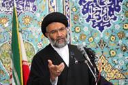 حجت الاسلام والمسلمین سید عبدالنبی موسوی فرد نماینده ولی فقیه در استان خوزستان