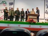 تجلیل از منتخبین جشنواره جهادگران علم و فناوری استان قم