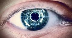 انقلابی در ارتباطات هوشمند: ساخت سنسور چند-منظوره بر روی لنز چشم