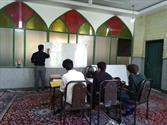 برگزاری کلاس های تقویتی در جهت دانش افزایی دانش آموزان