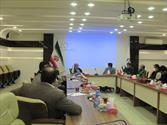 تصویر جلسه عارضه یابی از شرکت البرز دارو