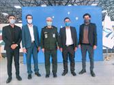 حضور مخترعین مرکز رشدشهید ضنجرسیم در  اولین رویداد کشوری تا ثریا