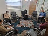 نشست هم اندیشی  مرکز هدایت و حمایت شهید احمدی جوان برگزار شد