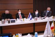 بازدید وزیر خارجه جمهوری نیکاراگوئه و هیئت همراه از پارک فناوری پردیس