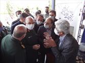 فرمانده کل سپاه  در سفر به اصفهان از محصولات دانش بنیان دانشگاه آزاد اصفهان بازدید کرد