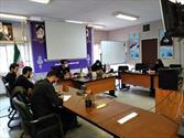 برگزاری جلسه مسئولین علمی و نخبگان علمی ناحیه ابوذر
