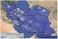 رصد غلظت  گازهای آلاینده با فناوری سنجش از دور