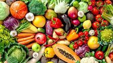 خاصیت های شگفت انگیز مصرف میوه ها  و سبزیجات
